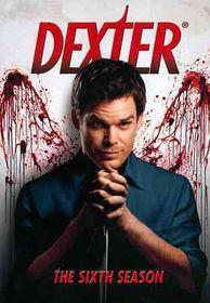 Dexter:Complete Sixth Season - (Region 1 Import DVD)