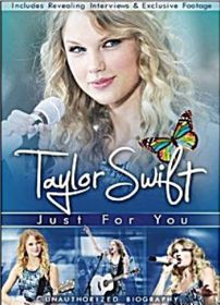 Taylor Swift - Just For You (DVD)