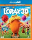 Dr. Seuss's The Lorax (3D Blu-ray)