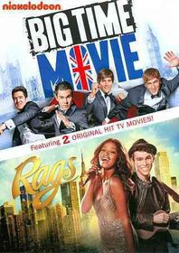 Big Time & Rags - (Region 1 Import DVD)
