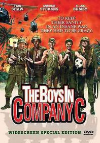 Boys in Company C - (Region 1 Import DVD)