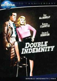Double Indemnity - (Region 1 Import DVD)