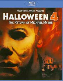 Halloween 4 - (Region A Import Blu-ray Disc)