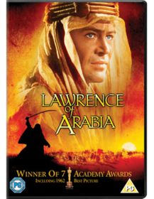 Lawrence Of Arabia (Import DVD)