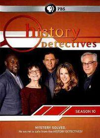 History Detectives:Season 10 - (Region 1 Import DVD)