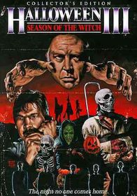 Halloween III:Season of The Witch Ce - (Region 1 Import DVD)