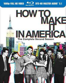 How to Make It in America:Comp Ssn 2 - (Region A Import Blu-ray Disc)