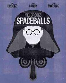 Spaceballs 25th Anniversary Edition - (Region A Import Blu-ray Disc)