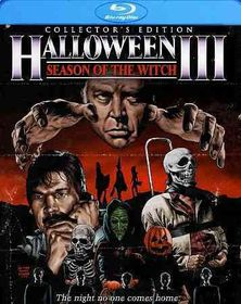 Halloween III:Season of The Witch Ce - (Region A Import Blu-ray)
