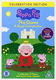 Peppa Pig: The Queen - A Royal Compilation (DVD)