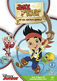 Jake And The Never Land Pirates: Yo Ho, Mateys Away! (DVD)
