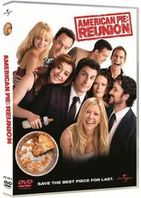 American Pie Reunion DVD