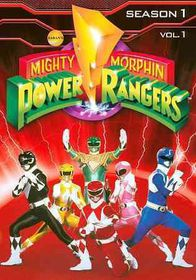 Mighty Morphin Power Rangers:Ssn 1 V1 - (Region 1 Import DVD)