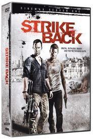 Strike Back: Cinemax Season One (DVD)