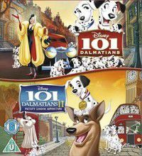 101 Dalmations 1 & 2 (DVD)