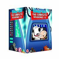 Family Guy - Seasons 1-11 Complete