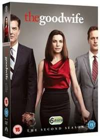Good Wife Season 2 (DVD)