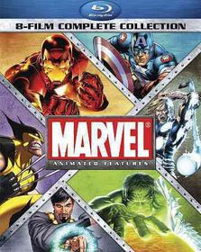 Marvel Animated Collection - (Region A Import Blu-ray Disc)
