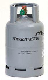 Megamaster - 4.5kg Gas Cylinder