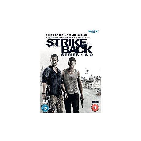 Strike Back Series 1 2 Chris Ryans Strike Back Strike Back
