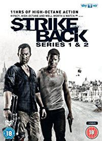 Strike Back - Series 1 & 2 (Chris Ryan's Strike Back + Strike Back: Project Dawn) (DVD)