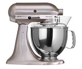 KitchenAid - Stand Mixer - Nickel