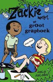 Zackie Mostert Se Groot Grapboek