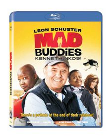 Mad Buddies (Blu-ray)