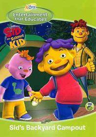 Sid The Science Kid:Sid's Backyard Ca - (Region 1 Import DVD)