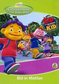 Sid The Science Kid:Sid in Motion - (Region 1 Import DVD)