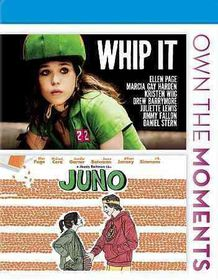 Whip It/Juno - (Region A Import Blu-ray Disc)