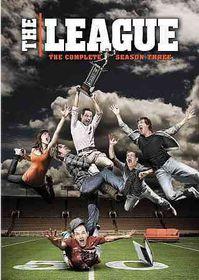 League Season 3 - (Region 1 Import DVD)