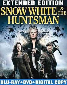 Snow White & The Huntsman (Extended E - (Region A Import Blu-ray Disc)