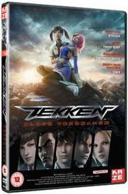 Tekken: Blood Vengeance (DVD)