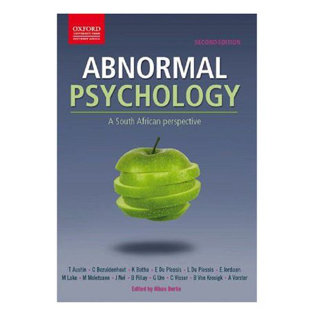 Array - abnormal psychology  rh   takealot com