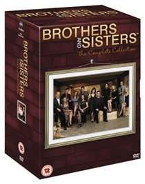 Brothers and Sisters: The Complete Collection (DVD)