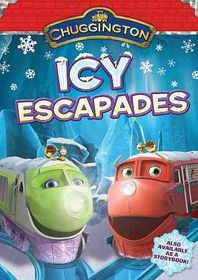 Chuggington:Icy Escapades - (Region 1 Import DVD)
