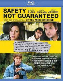 Safety Not Guaranteed - (Region A Import Blu-ray Disc)