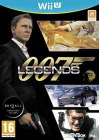 Bond Legends (Wii U)