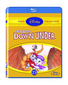 Rescuers Down Under (Blu-ray)