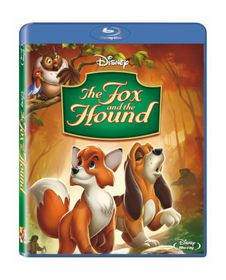 Fox And The Hound (Blu-ray)