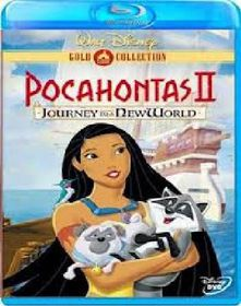 Pocahontas 2: Journey To A New World (Blu-ray)