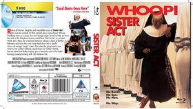 Sister Act 1 (Blu-ray)