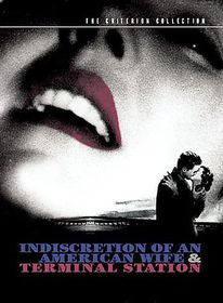 Indiscretion of an American Wife - (Region 1 Import DVD)