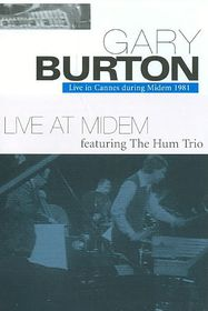 Gary Burton:Live in Cannes During Mid - (Region 1 Import DVD)
