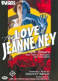 Love of Jeanne Ney - (Region 1 Import DVD)