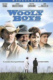 Wooly Boys - (Region 1 Import DVD)