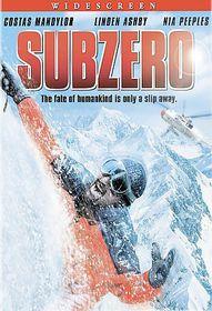 Subzero - (Region 1 Import DVD)