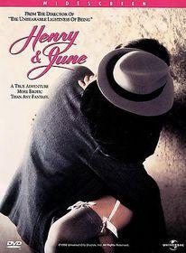 Henry & June - (Region 1 Import DVD)