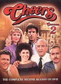 Cheers:Complete Second Season - (Region 1 Import DVD)